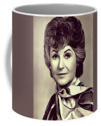 Beatrice Arthur, Vintage Actress Coffee Mug