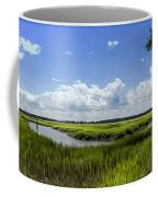 Beaufort Intracoastal Waterway Coffee Mug