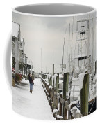 Beaufort Mother With Child In Snow Coffee Mug