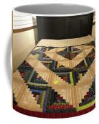 Beautiful Amish Quilt Coffee Mug