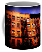 Beautiful Architecture Of New York - Ship Of State Coffee Mug