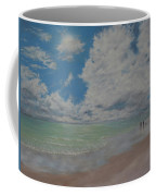 Beautiful Beach Day Coffee Mug