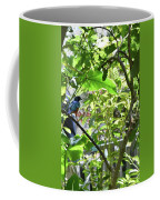 Beautiful Bird Perched In A Tree Coffee Mug