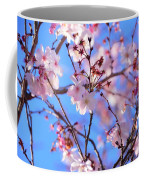 Beautiful Blossoms Blooming  For Spring In Georgia Coffee Mug