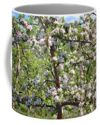 Beautiful Blossoms - Digital Art Coffee Mug by Carol Groenen