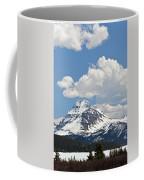 Beautiful Bow Lake Coffee Mug