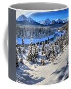 Beautiful Bow Valley Coffee Mug