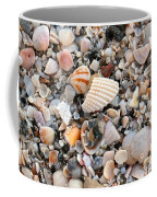 Beautiful Broken Shells Coffee Mug
