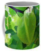 Beautiful Carambola Fruit Tree Coffee Mug