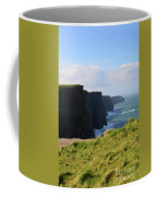 Beautiful Cliff's Of Moher In Liscannor Ireland Coffee Mug