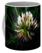 Beautiful Clover Blossom Coffee Mug