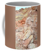 Beautiful Color In Wash 3 Of Valley Of Fire Coffee Mug