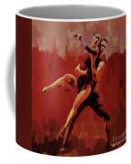 Beautiful Couple Dance 02 Coffee Mug