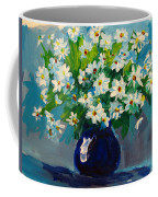Beautiful Daisies  Coffee Mug by Patricia Awapara