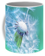 Beautiful Dandelion Coffee Mug