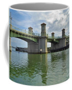 Beautiful Day At The Bridge Of Lions Coffee Mug