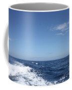 Beautiful Day On The Atlantic Ocean Coffee Mug