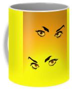 Beautiful Eyes Coffee Mug