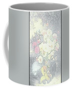 Beautiful Flower Sketch  Coffee Mug