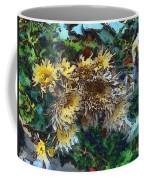 Beautiful Flowers In A Group Coffee Mug