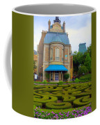 Beautiful Garden At France Pavilion Coffee Mug