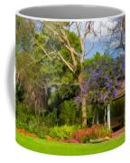 Beautiful Garden Gazebo In Selby Gardens Coffee Mug