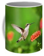 Beautiful Hummingbird Coffee Mug