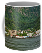 Beautiful Juneau Alaska Coffee Mug