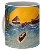 Beautiful Lake Coffee Mug