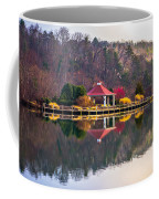 Beautiful Landscape Near Lake Lure North Carolina Coffee Mug