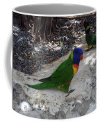 Beautiful Lorikeets Coffee Mug