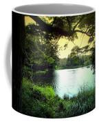 Beautiful Mountain Lake Coffee Mug