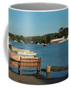 Beautiful Mylor Bridge Coffee Mug