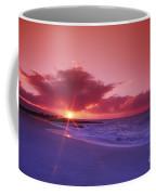 Beautiful Pink Sunset Coffee Mug