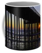 Beautiful Pismo Beach Sunset Coffee Mug
