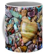 Beautiful Polished Colorful Stones Coffee Mug
