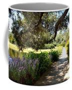 Beautiful Pond Path Coffee Mug