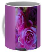 Beautiful Purple Roses 2 Coffee Mug