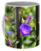 Beautiful Railroad Vine Flower II  Coffee Mug