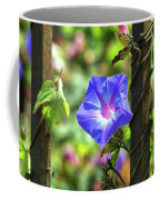 Beautiful Railroad Vine Flower Coffee Mug