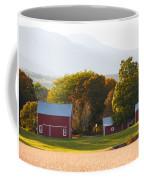 Beautiful Red Barn 3 Coffee Mug