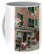 Beautiful Restaurant In Venice Coffee Mug by Charlotte Blanchard
