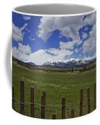 Beautiful Rocky Mountains Coffee Mug