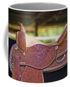 Beautiful Saddle Coffee Mug