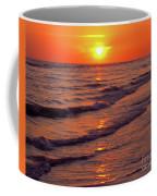 Beautiful Sanibel Sunset Coffee Mug