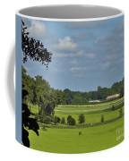 Beautiful Sky Above The Farm Coffee Mug