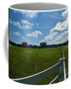 Beautiful Sky At The Farm Coffee Mug