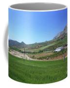 Beautiful Spanish Countryside Coffee Mug