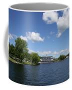 Beautiful Summerday At Lake Winnipesaukee Coffee Mug