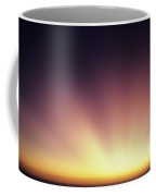 Beautiful Sun Rays Coffee Mug